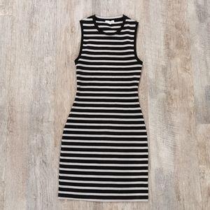 Aritzia Wilfred Free knit dress